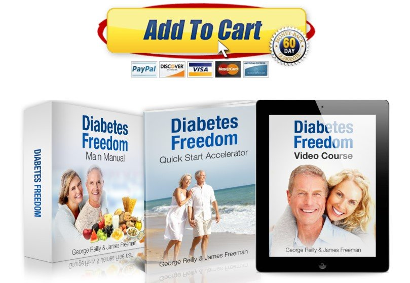 Get Diabetes Freedom Download PDF