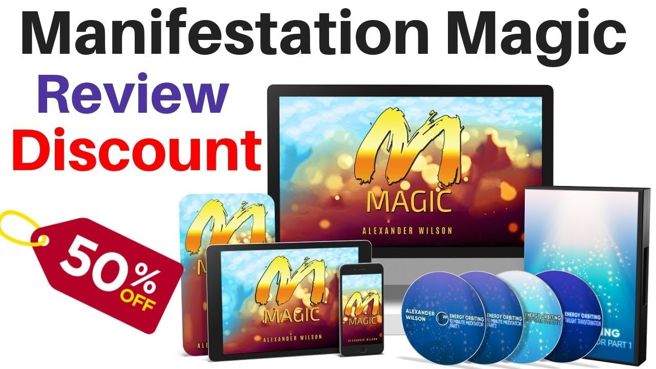 Manifestation Magic Reviews